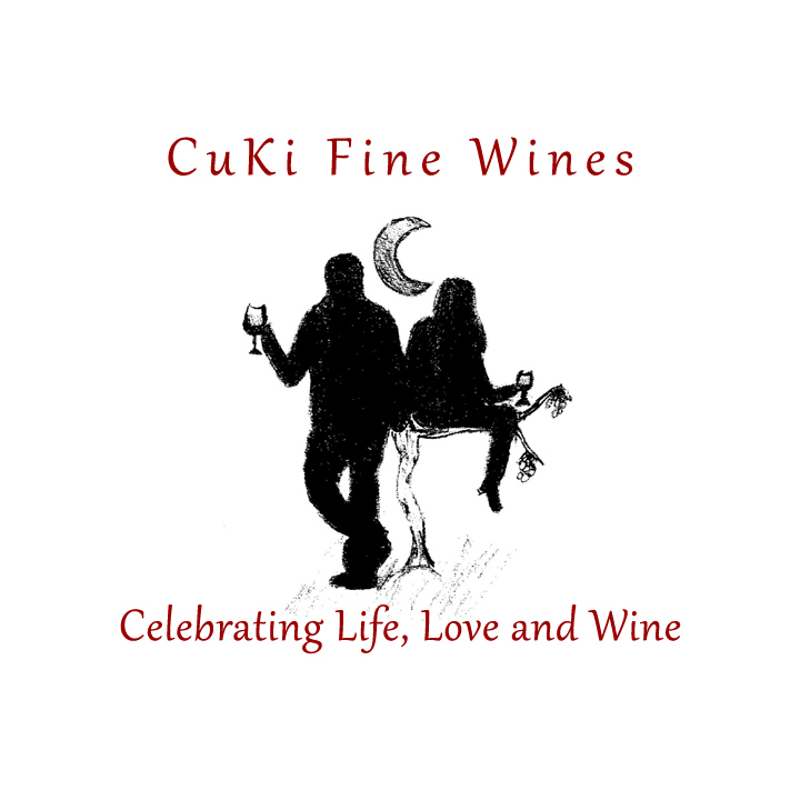 Cuki Fine Wines Logo and Website Link