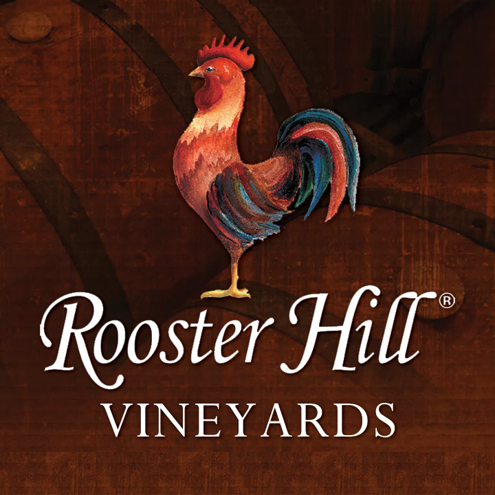 Rooster Hill Vineyards Logo and Website Link